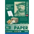 LOMOND uzlīmju papīrs LL2100125